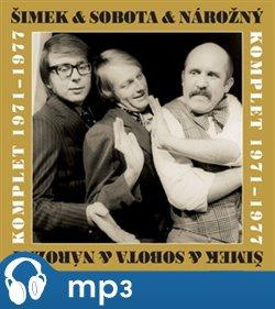 Obálka titulu Šimek a Grossman : komplet 1966-1971