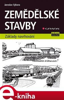 Obálka titulu Zemědělské stavby