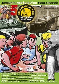 Obálka titulu Sborník nezávislých foglarovců 5