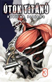 Obálka titulu Útok titánů 3