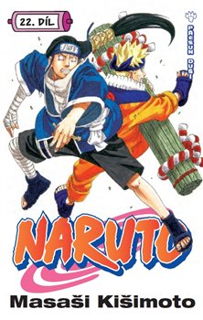 Obálka titulu Naruto 22: Přesun duší