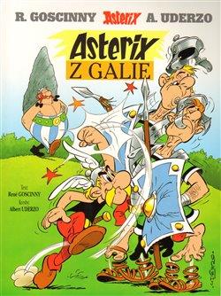 Obálka titulu Asterix (01.) z Galie
