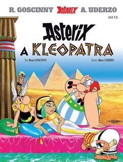 Obálka titulu Asterix (06.) a Kleopatra