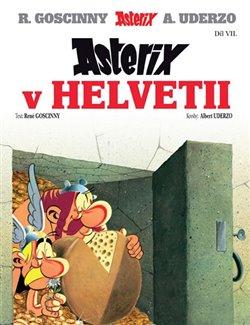 Obálka titulu Asterix (07.) v Helvetii
