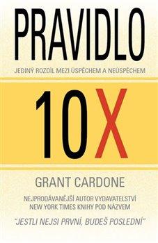 Obálka titulu Pravidlo 10X
