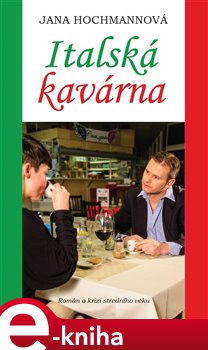 Obálka titulu Italská kavárna