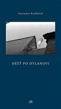 Obálka titulu Déšt po Dylanovi