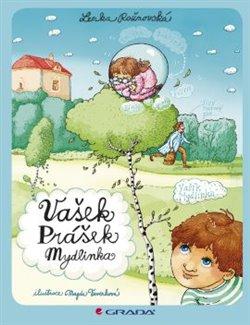 Obálka titulu Vašek Prášek Mydlinka