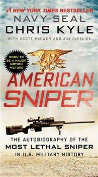 Obálka titulu American Sniper
