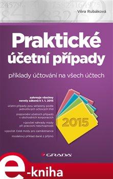 Obálka titulu Praktické účetní případy 2015