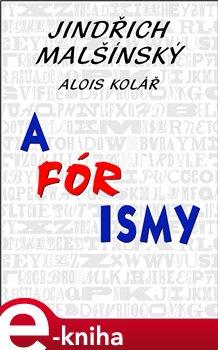 Obálka titulu A-Fór-Ismy
