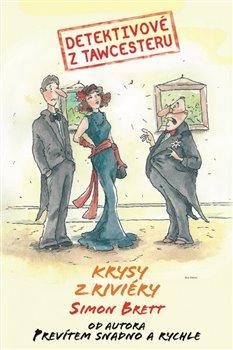 Obálka titulu Detektivové z Tawcesteru - Krysy z Riviéry