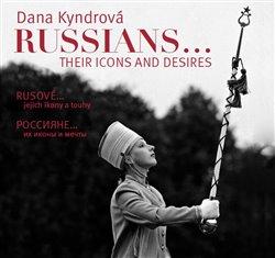 Obálka titulu Rusové / Russians