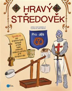Obálka titulu Hravý středověk