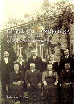 Obálka titulu Česká Alexandrovka