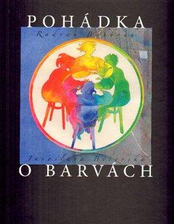 Obálka titulu Pohádka o barvách