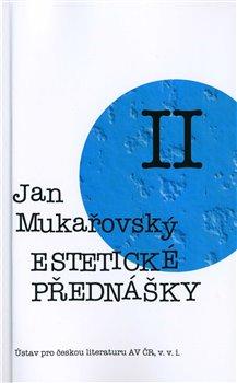 Obálka titulu Estetické přednášky II.