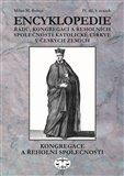 Encyklopedie řádů, kongregací a řeholních společností katolické církve v českých zemích IV. (1.svazek) - obálka