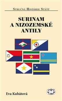 Obálka titulu Surinam a Nizozemské Antily