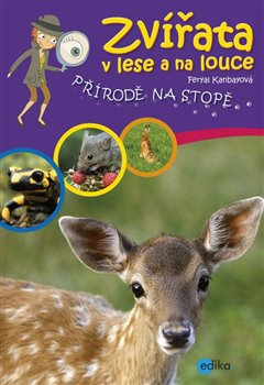 Obálka titulu Zvířata v lese a na louce