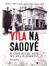 Obálka knihy Vila na Sadové