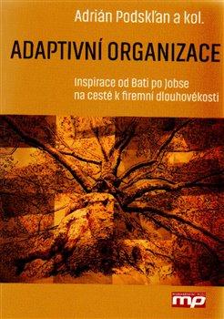 Obálka titulu Adaptivní organizace