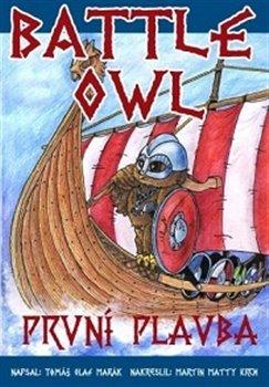 Obálka titulu Battle Owl - První plavba