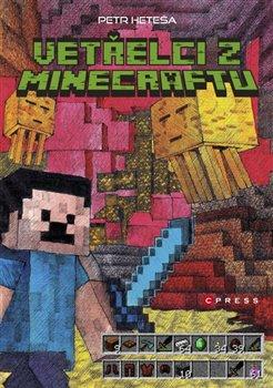 Obálka titulu Vetřelci z Minecraftu