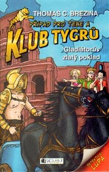 Obálka titulu Gladiátorův zlatý poklad