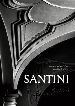 Obálka titulu Santini
