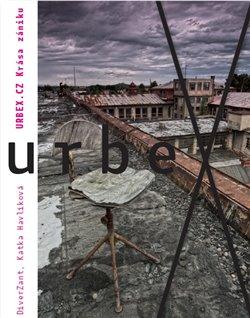 Obálka titulu Urbex.cz