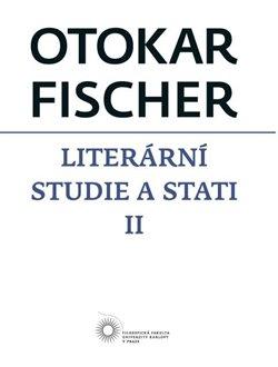Obálka titulu Literární studie a stati II