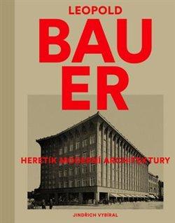 Obálka titulu Leopold Bauer