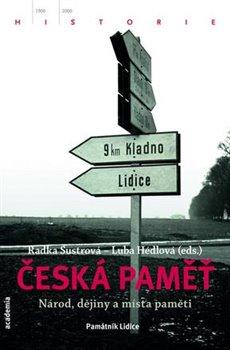 Obálka titulu Česká paměť