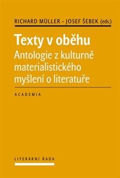 Obálka titulu Texty v oběhu
