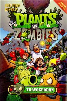 Obálka titulu Plants vs. Zombies:T rávogeddon