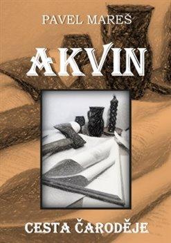 Obálka titulu Akvin - Cesta čaroděje