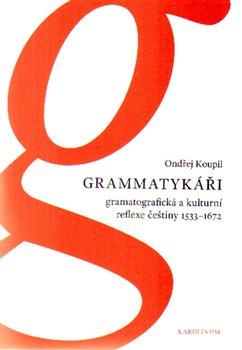 Obálka titulu Grammatykáři
