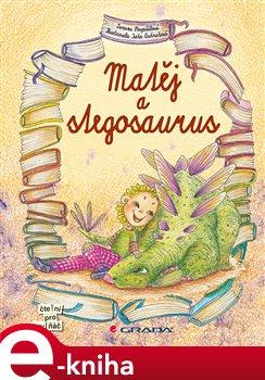 Obálka titulu Matěj a stegosaurus