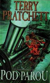 Poslední příběh Zeměplochy, kterou stačil Terry Pratchett před smrtí připravit. Česky se jmenuje Pod parou a vyjde pravděpodobně někdy kolem poloviny letošního května. Hrdinou je opět Vlahoš von Rosret, který dostane od Patricije další nesnadný úkol - železniční dopravu.