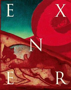 Obálka titulu Exner Ivan. Monografie