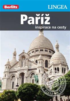 Obálka titulu Paříž - inspirace na cesty