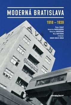 Obálka titulu Moderná Bratislava