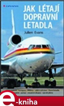 Obálka titulu Jak létají dopravní letadla