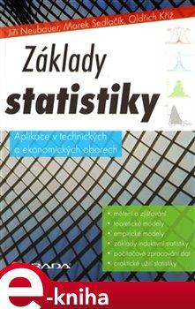Obálka titulu Základy statistiky