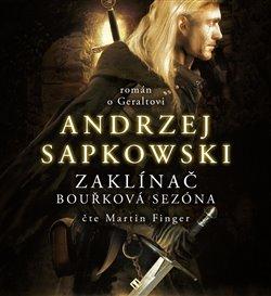 Obálka titulu Zaklínač - Bouřková sezóna