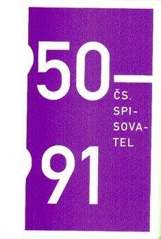 Obálka titulu 50-91 Čs. spisovatel