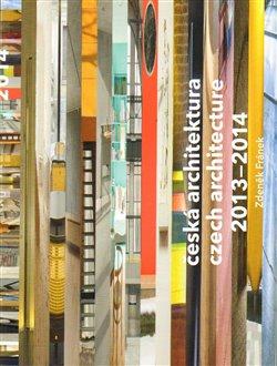 Obálka titulu Česká architektura 2013-2014