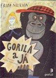 Gorila a já - obálka