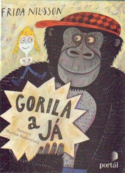 Obálka titulu Gorila a já
